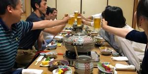 JRA厩務員試験 合格おめでとう送別会!