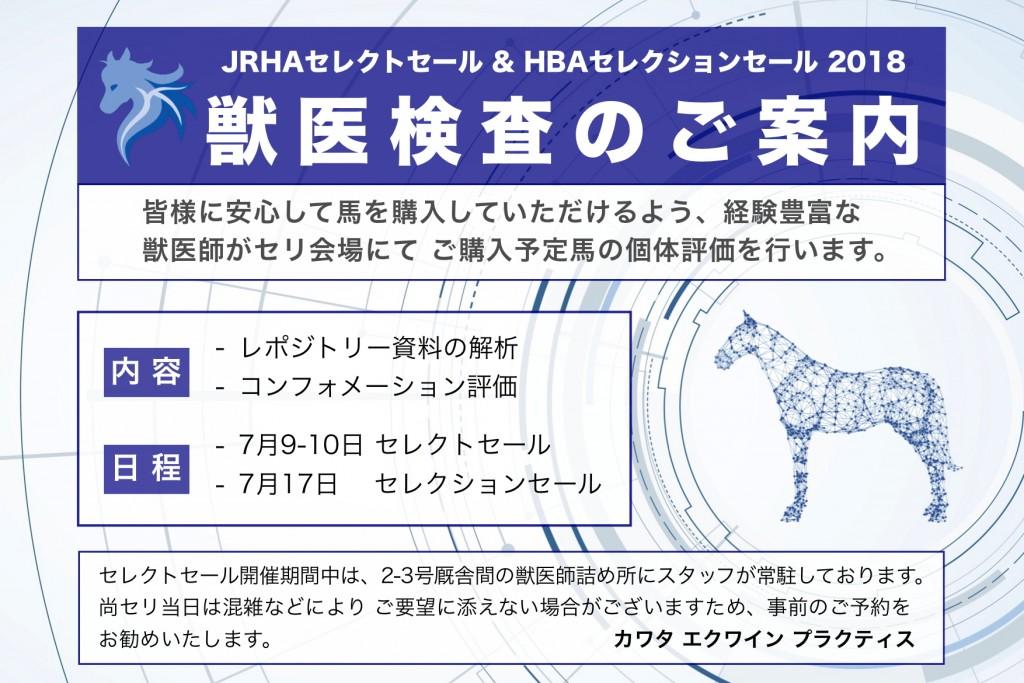 2018S&S獣医検査
